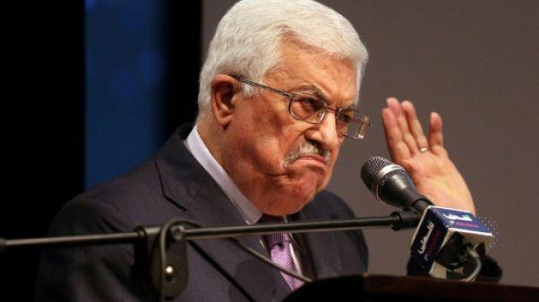 """Mesures israéliennes à Al-Aqsa: les Palestiniens """"gèlent"""" les contacts avec Israël"""