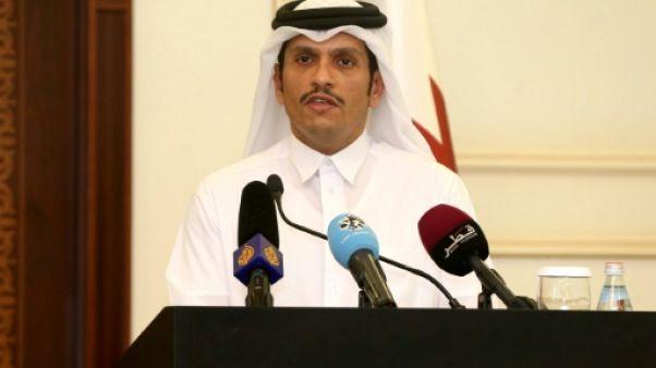 Crise du Golfe: le Qatar prêt au dialogue mais pose des conditions