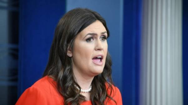 Sarah Huckabee Sanders, jeune et nouveau visage de la Maison Blanche