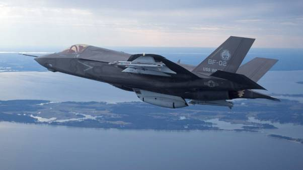 U.S., seven allies map joint F-35 jet operations in Europe