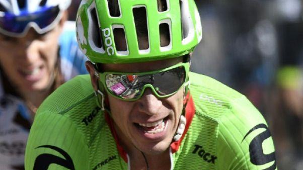 Rigoberto Uran, l'espoir inattendu de la Colombie sur le Tour