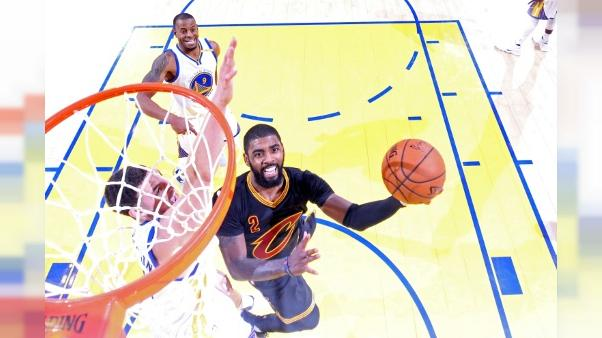 NBA: Cleveland: Irving, la tentation du cavalier seul