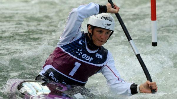 Kayak: Emilie Fer, championne olympique à Londres, prend sa retraite