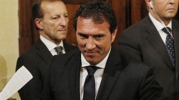 Cassano ufficializza rientro in FI