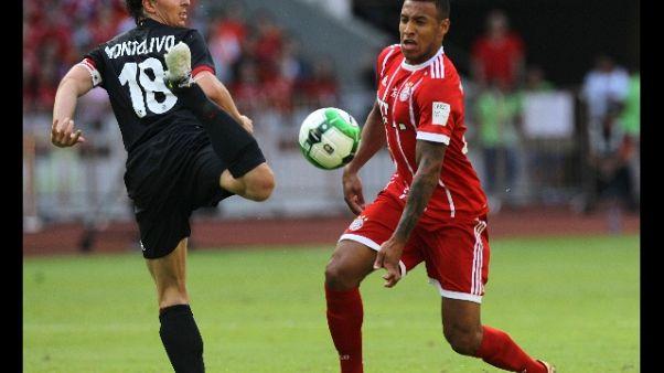 Milan super in Cina,4-0 al Bayern Monaco