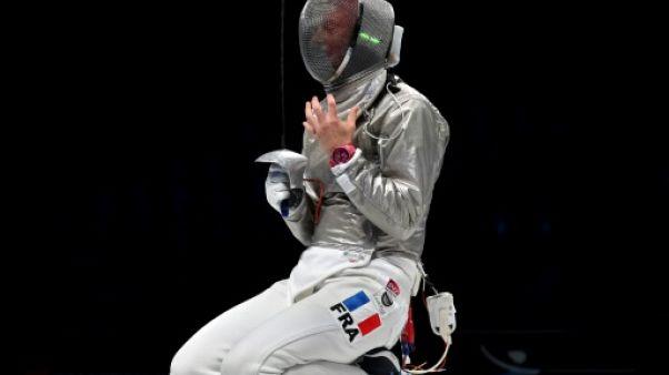 Sabre: Berder apporte une 3e médaille à la France aux Mondiaux