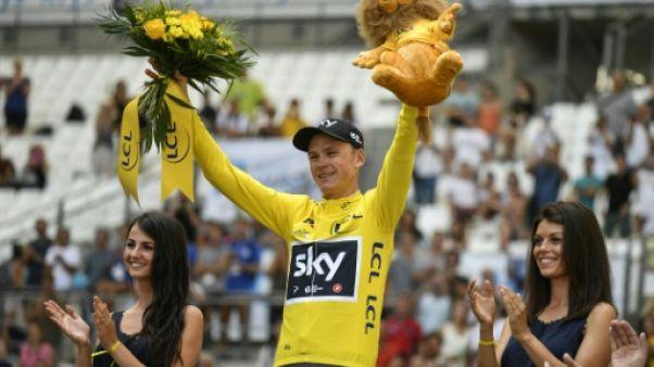 Tour de France: Froome tout près de la victoire finale