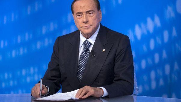 Migranti: Berlusconi, aiuteremo governo