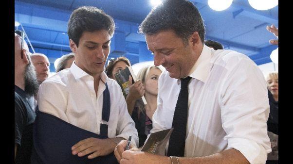 Renzi, rispettare maggioranza interna Pd