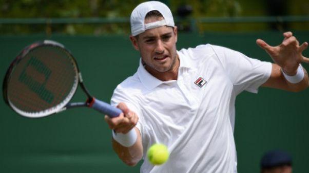 Tennis: Isner rejoint Ebden en finale à Newport