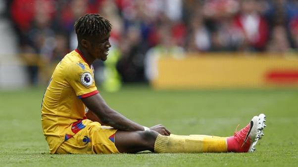 Zaha says Man Utd, Liverpool fans call him 'black monkey'