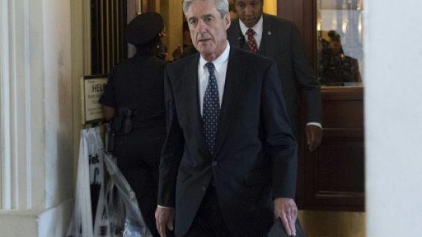 """""""Affaire russe"""": une Maison Blanche à cran face à un procureur spécial silencieux"""