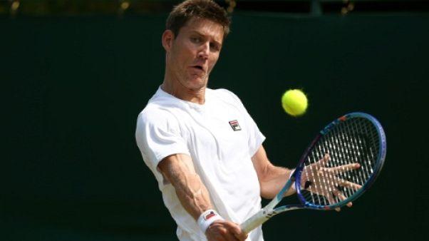 Tennis: Ebden défie l'ogre Isner à Newport