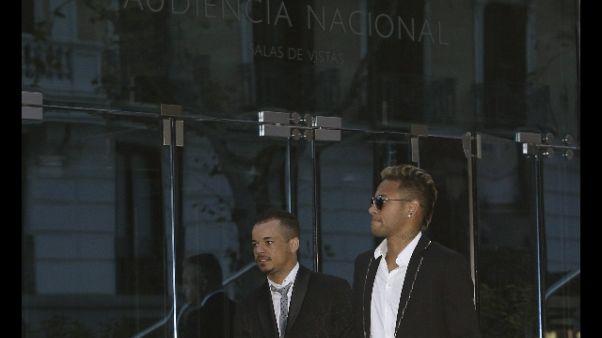 Padre Neymar incontra dirigenza Barca