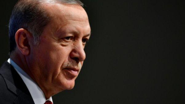 """Erdogan somme l'Allemagne de ne """"pas se mêler des affaires intérieures"""""""