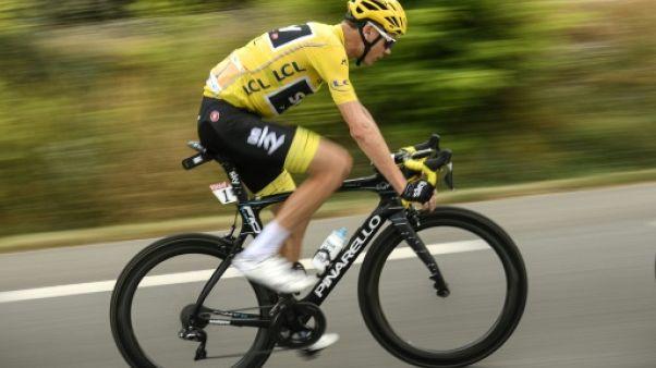 Tour de France: jour de paye pour Chris Froome