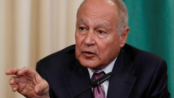 Arab League chief says Israel 'playing with fire' over Jerusalem