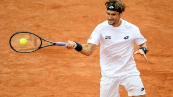 Tennis: David Ferrer remporte le titre de Bastad