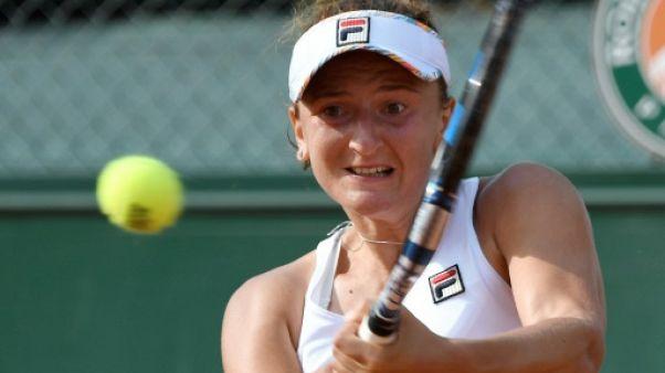 Tennis: Irina Begu remporte le titre à Bucarest, six ans après