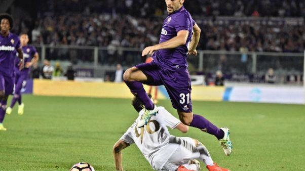 Fiorentina:ufficiale, Milic a Olimpiakos