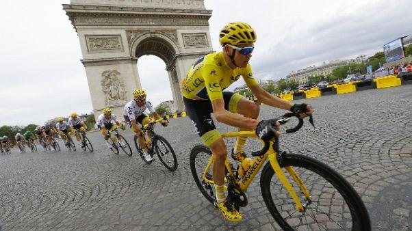 Tour: Froome, la vittoria più difficile
