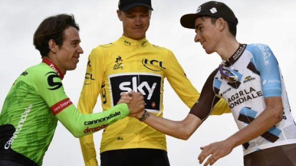 Les dix hommes du Tour de France 2017