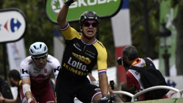 """Tour de France: Groenewegen bat le """"Gorille"""" Greipel"""