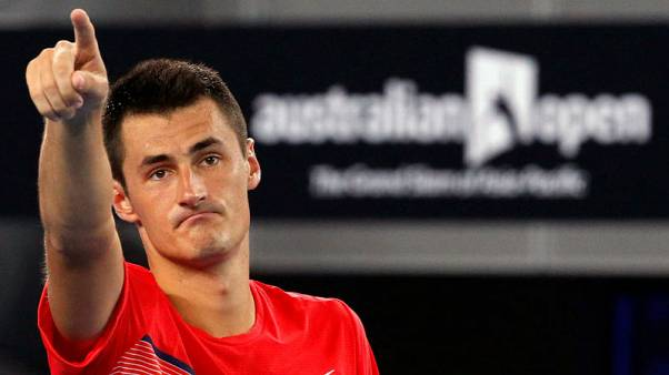 Tomic boasts of 'amazing' achievements without trying hard