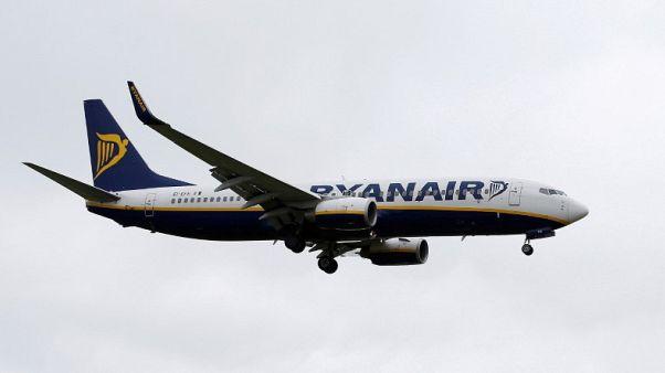Ryanair has submitted non-binding bid for Alitalia