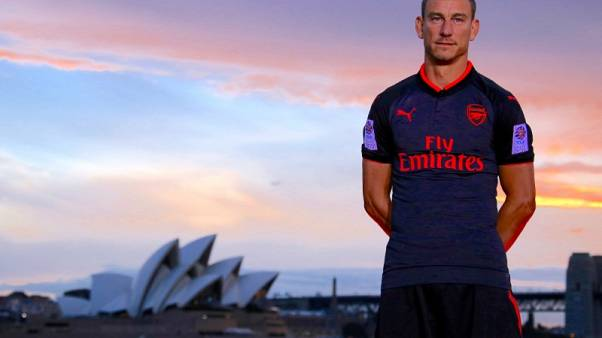 Koscielny has no desire to leave Arsenal