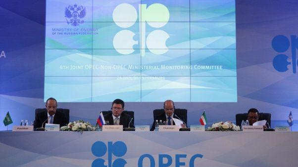 OPEC, non-OPEC debate how to cap rising Libyan, Nigerian oil output
