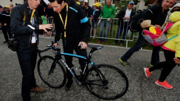 """Tour de France: Nicolas Portal, le """"frenchie"""" qui murmure à l'oreille de Froome"""