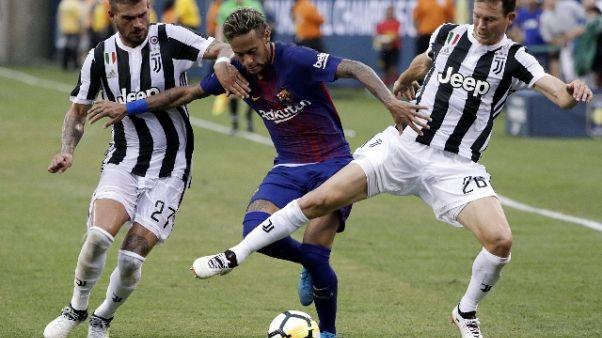 Neymar: passaporto spagnolo a settembre