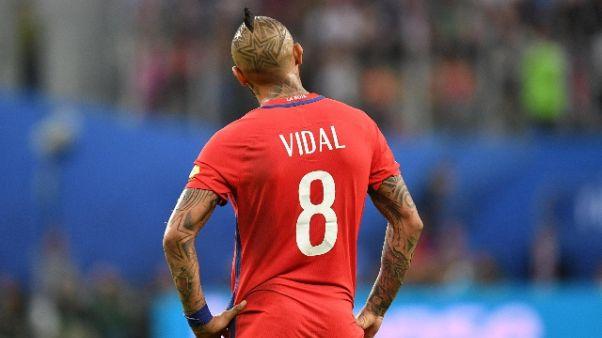 Ancelotti sicuro,Vidal resterà al Bayern