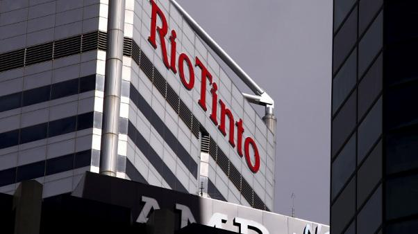 UK's SFO says opens investigation into Rio Tinto Group