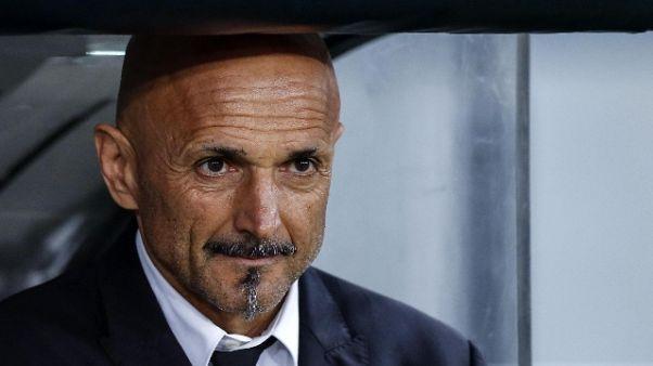 Inter: Spalletti, benissimo con Sabatini