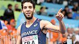 Athlétisme: Mekhissi et Darien dans la liste définitive pour les Mondiaux