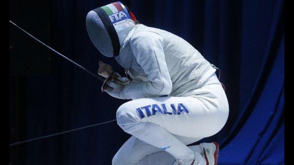 Scherma:Italia oro mondiale nel fioretto