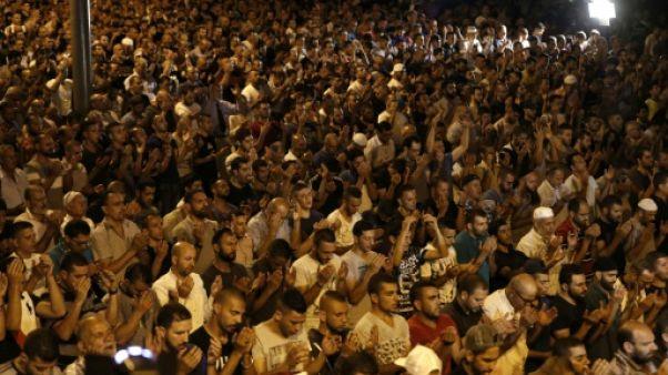 Crise à Jérusalem: l'ONU plaide pour une solution d'ici vendredi