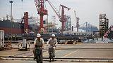 Chinese shipbuilders tap rising cruise demand, rattle European rivals