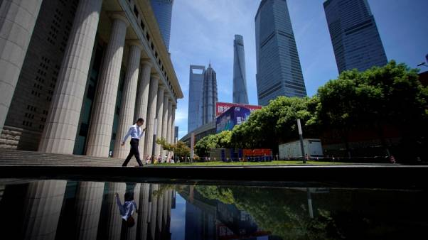 China's second-half GDP growth seen at around 6.7 percent - official think tank