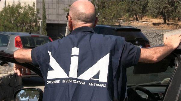 Operazione Dia, arresti ospedale Caserta