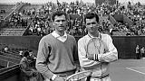 Tennis: le champion australien Mervyn Rose est décédé