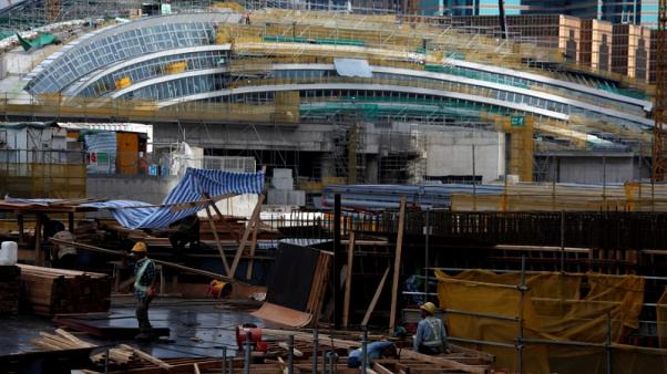 Chinese officials to enforce mainland laws in Hong Kong train station