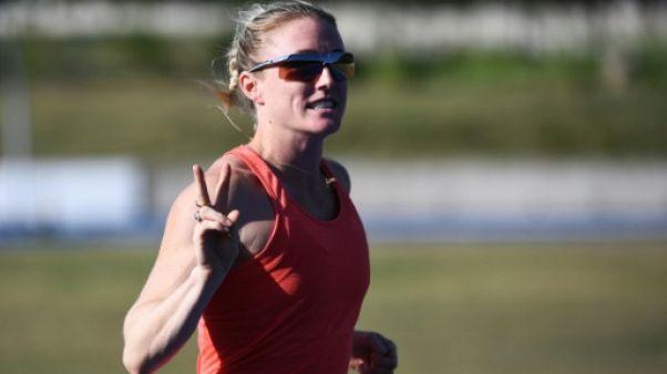 Athlétisme: Pearson et Tallent en têtes d'affiche de l'Australie