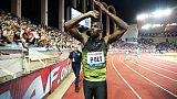 Athlétisme: la Jamaïque avec le futur retraité Bolt aux Mondiaux de Londres