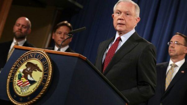Le sort du ministre américain de la Justice semble scellé