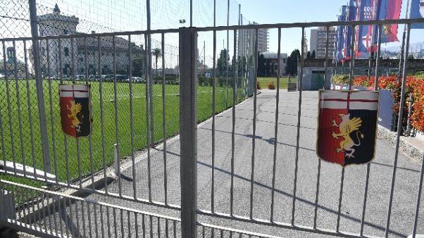 Antimafia, cessione Genoa monitorata