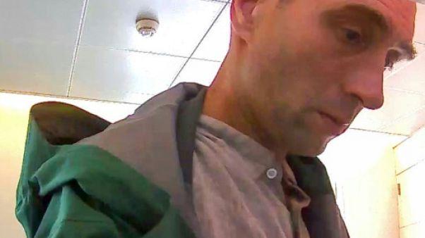 Suisse: mandat d'arrêt contre l'agresseur à la tronçonneuse