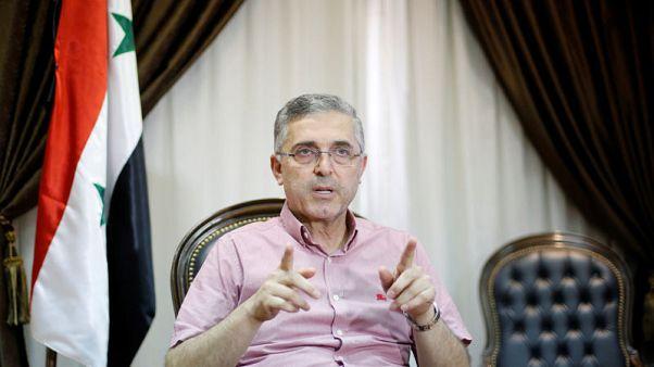 Syria says U.S. halting aid to rebels is step towards ending war